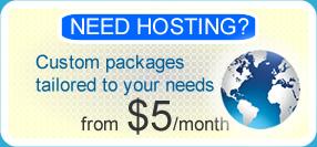 Hosting Packages